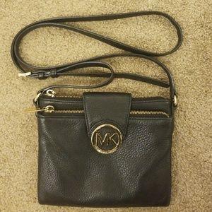 Michael Kors Black Crossbody Bag